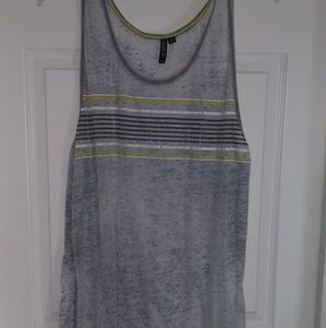 Extremely light weight tank top